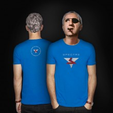 Spectre Party T-shirt Blue (M)